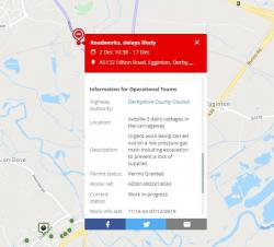 Emergency Temporary Road Closure